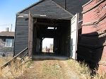Old Grain Elevator at Riverhurst, Saskatchewan