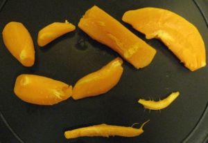 bony carrots